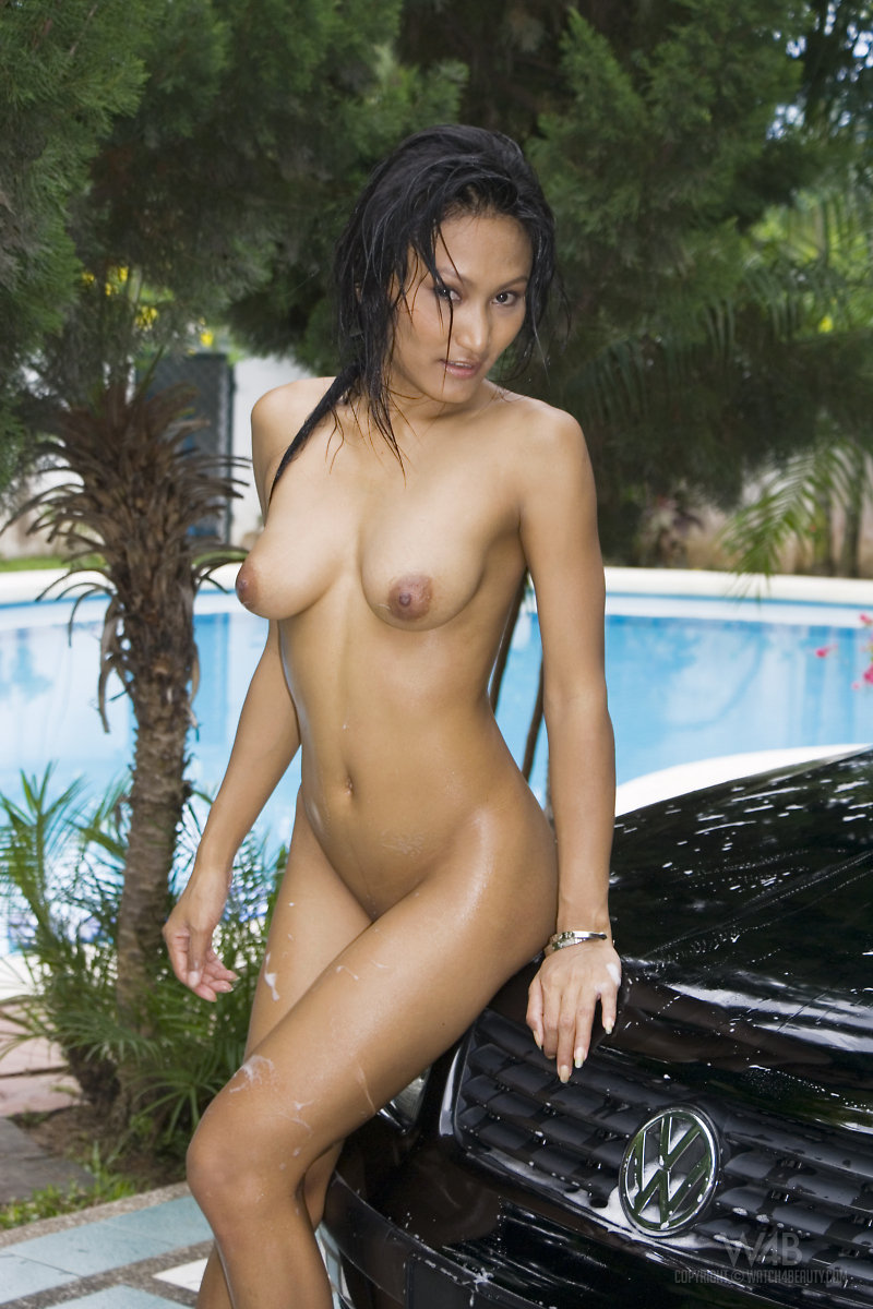 African american girls nude car wash
