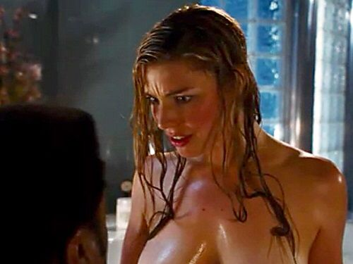 Sharon stone hot tub