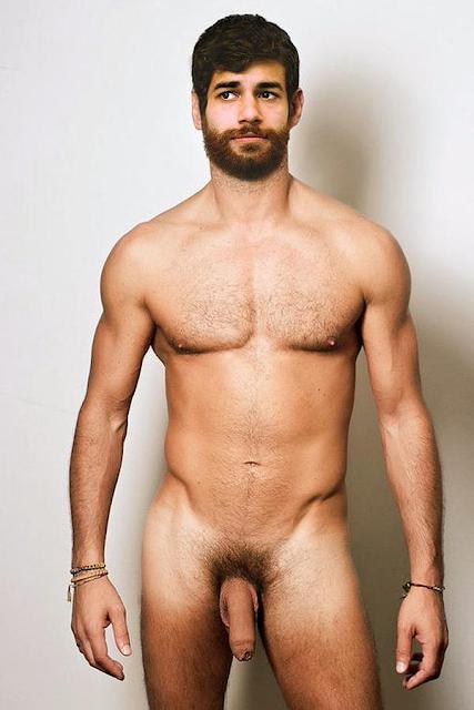 Greek hairy muscle men naked