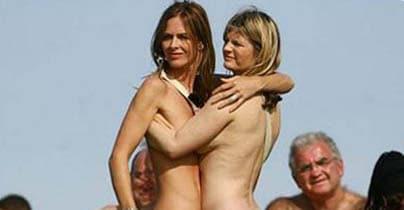 Trinny and susannah naked