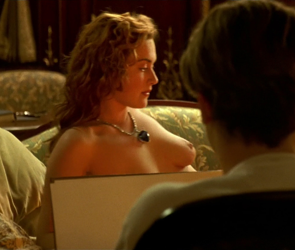 Titanic movie actress nude