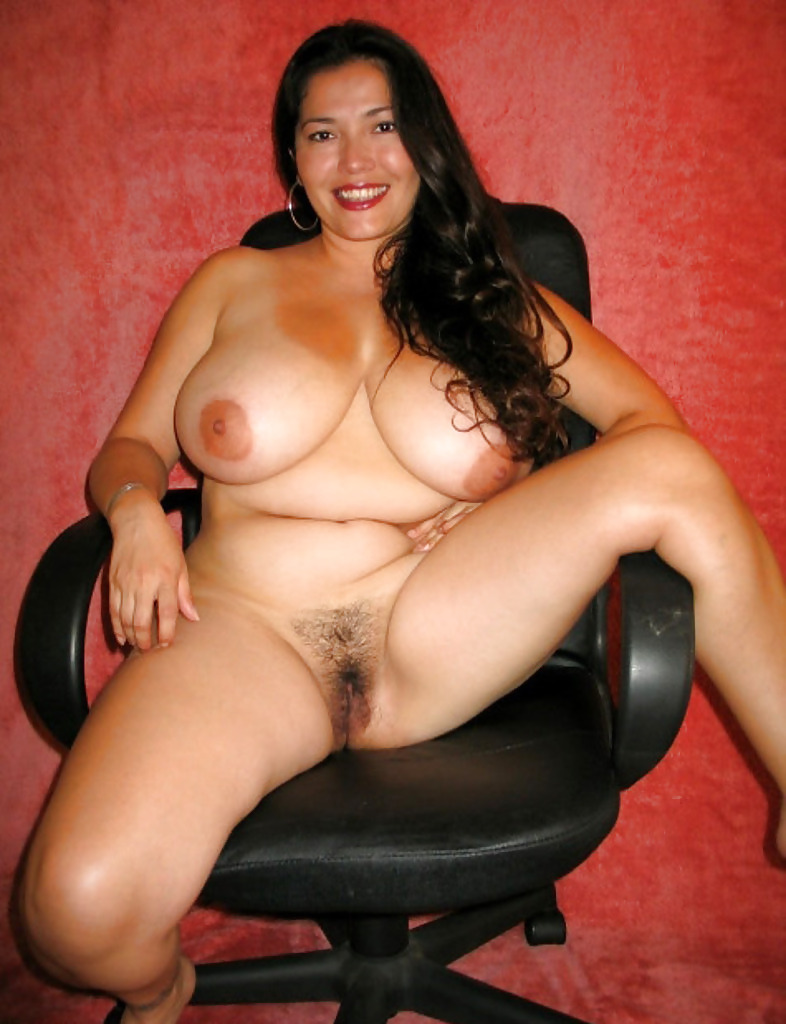 Asian aunty big boobs