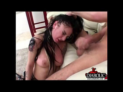 Cock slapping to cum