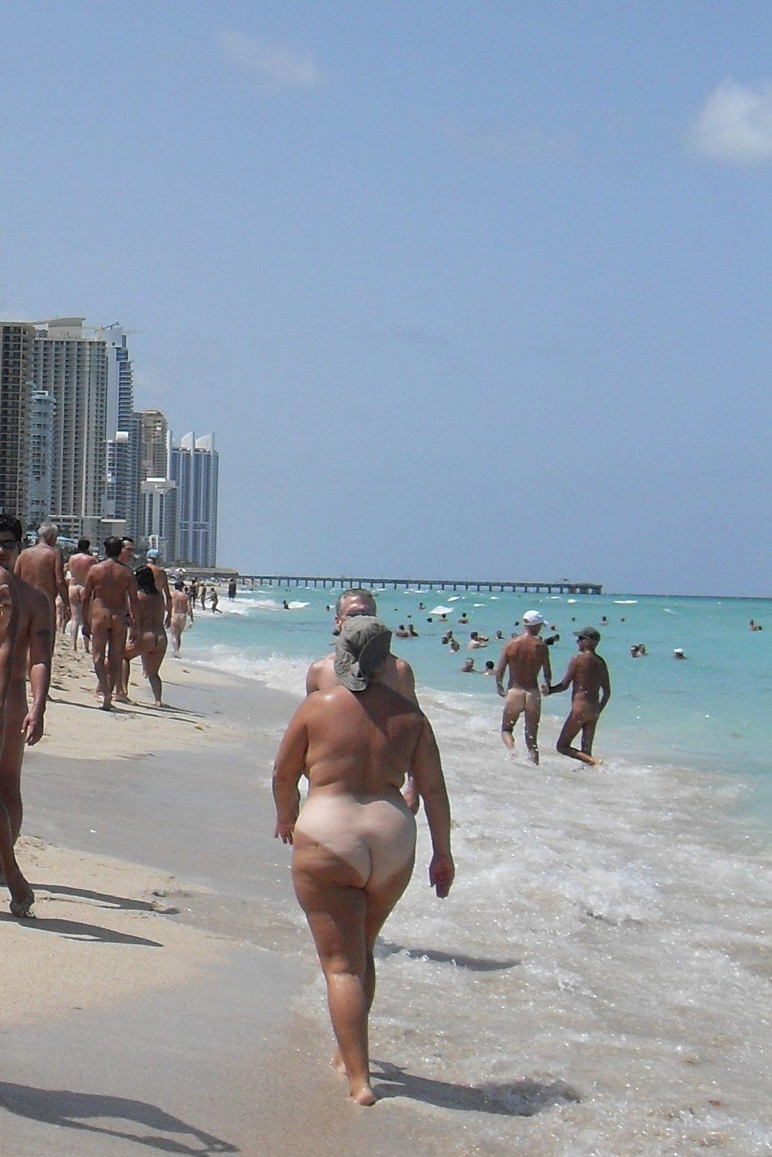 Haulover beach nude pics