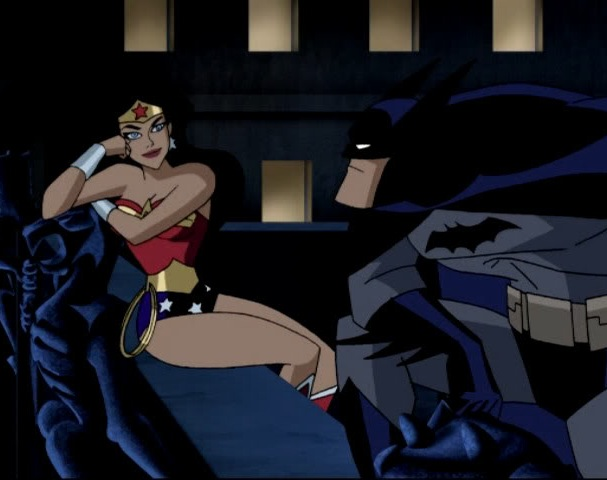 Batman and wonder woman porn pics