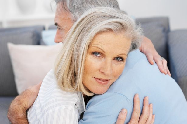 Olderwomen and young boys having sex