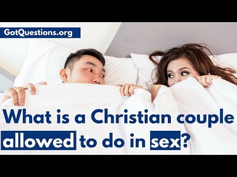 Christian sex positions for couples
