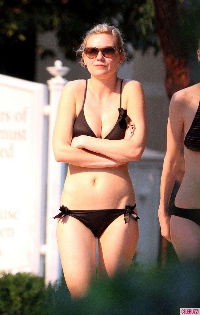Kirsten dunst bikini top