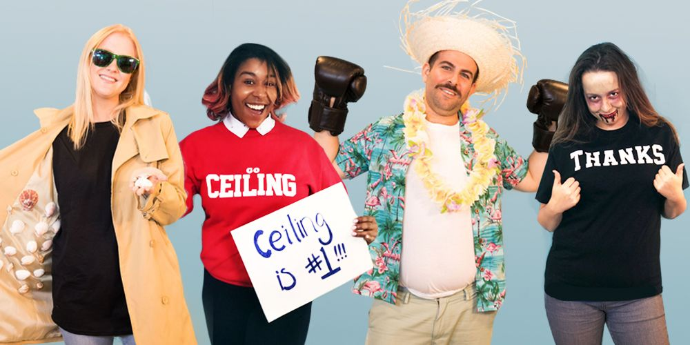 Easy creative costume ideas adults