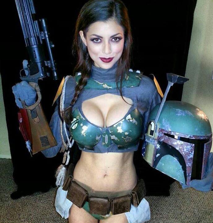Star wars cosplay sex