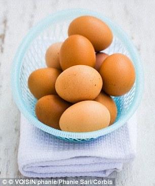 How do sperm penetrate chicken eggs