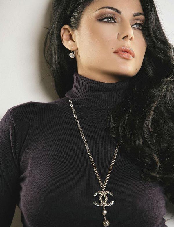 Most beautiful arab women