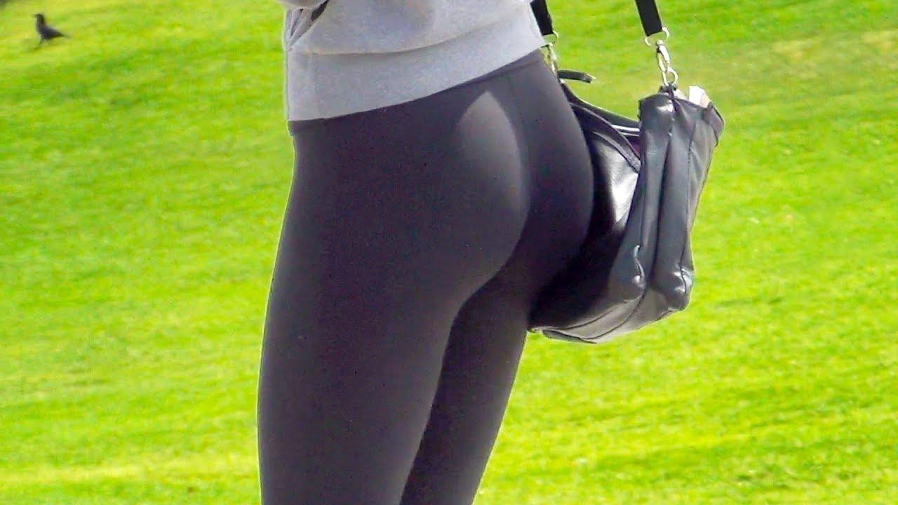 Super ass close up