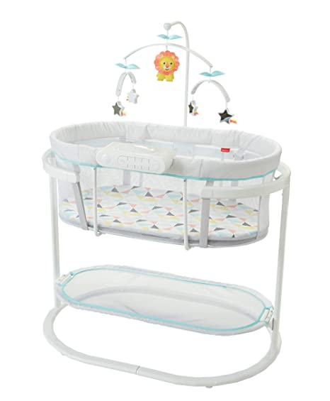 Fisher price swinging bassinet