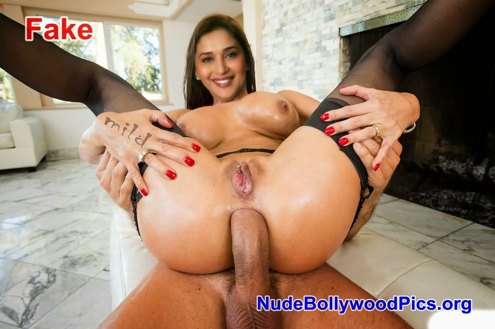 Madhuri xxx with husband