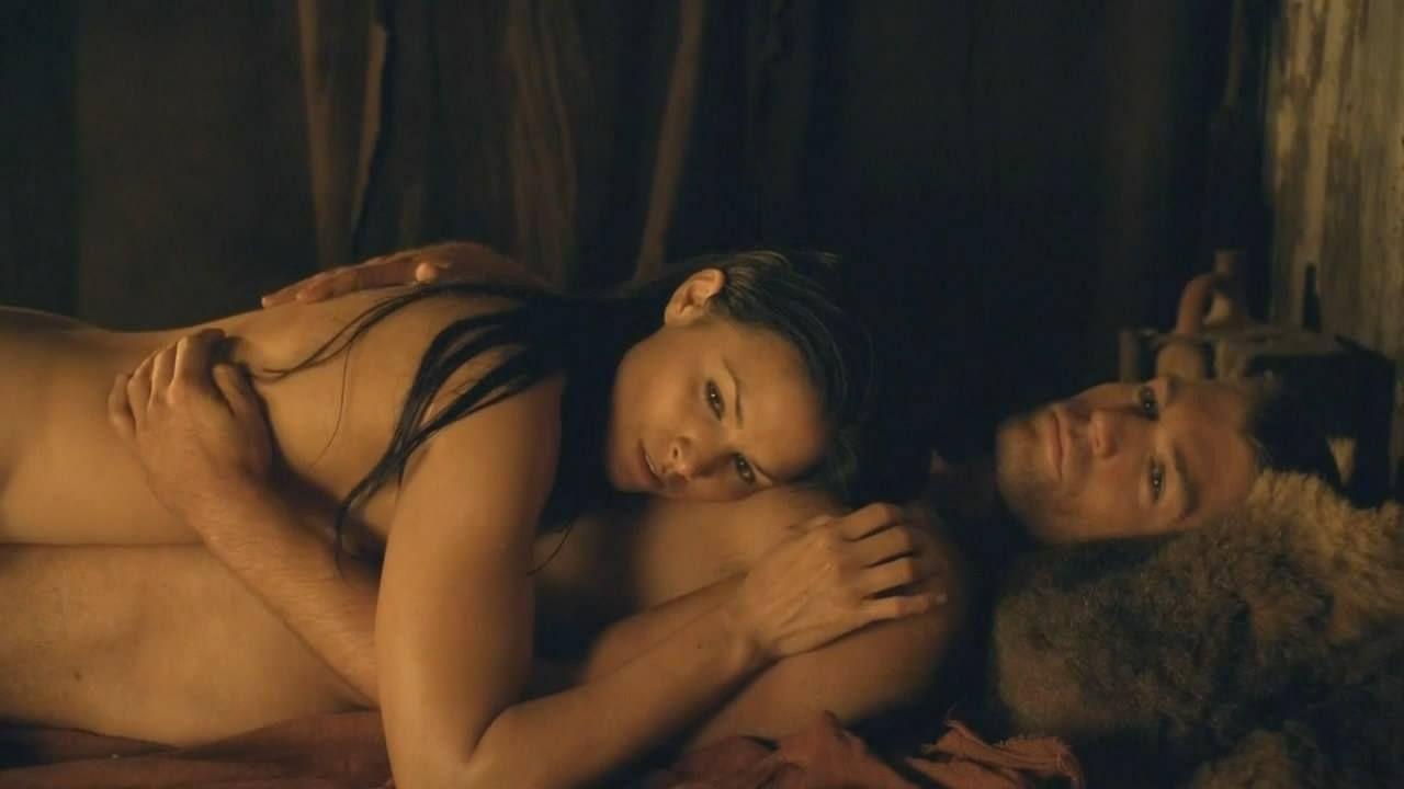 Spartacus liam mcintyre nude