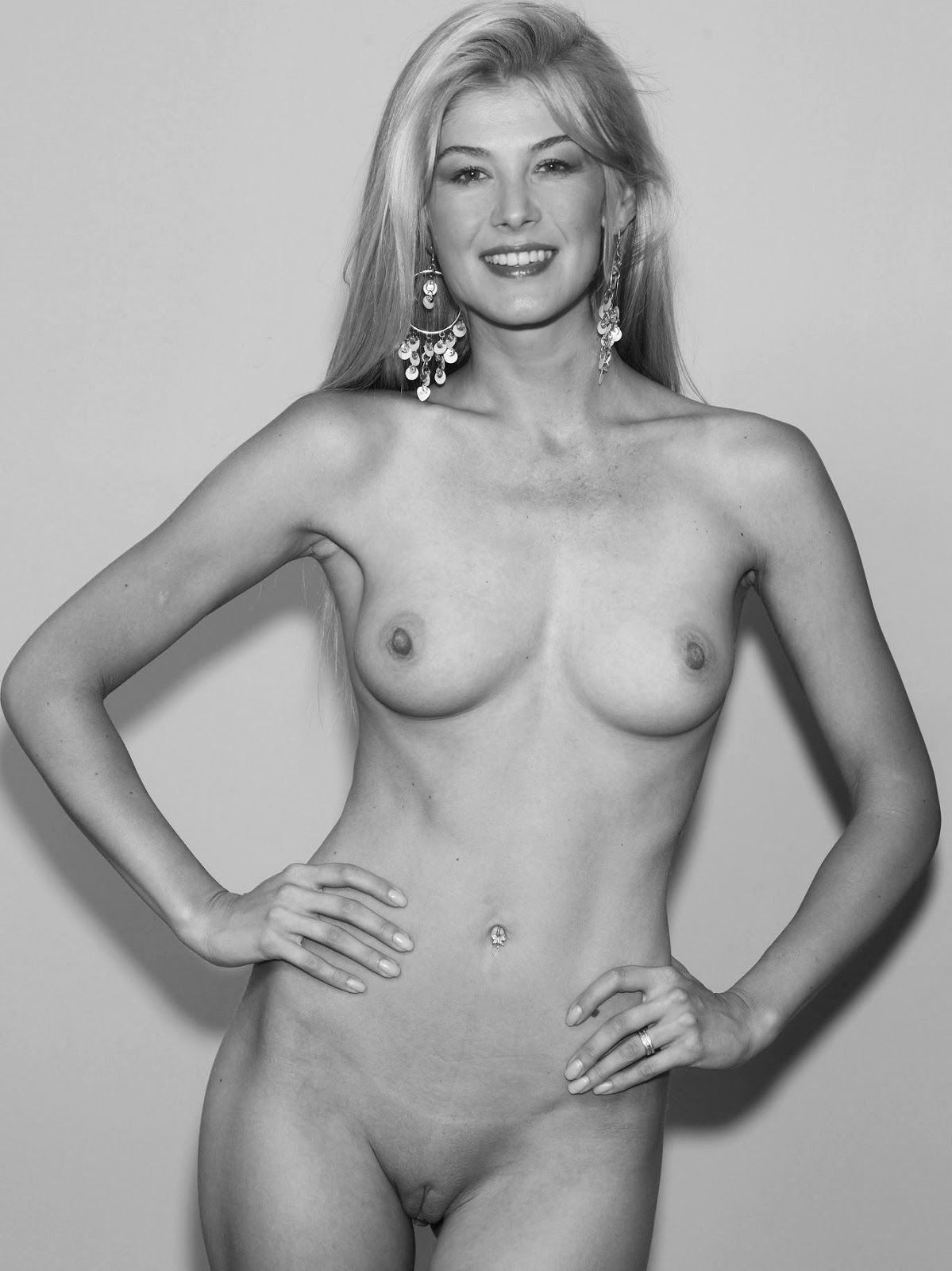 Middle aged women full frontal