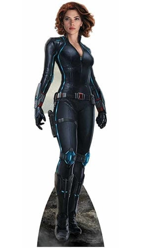 Age of ultron black widow avengers