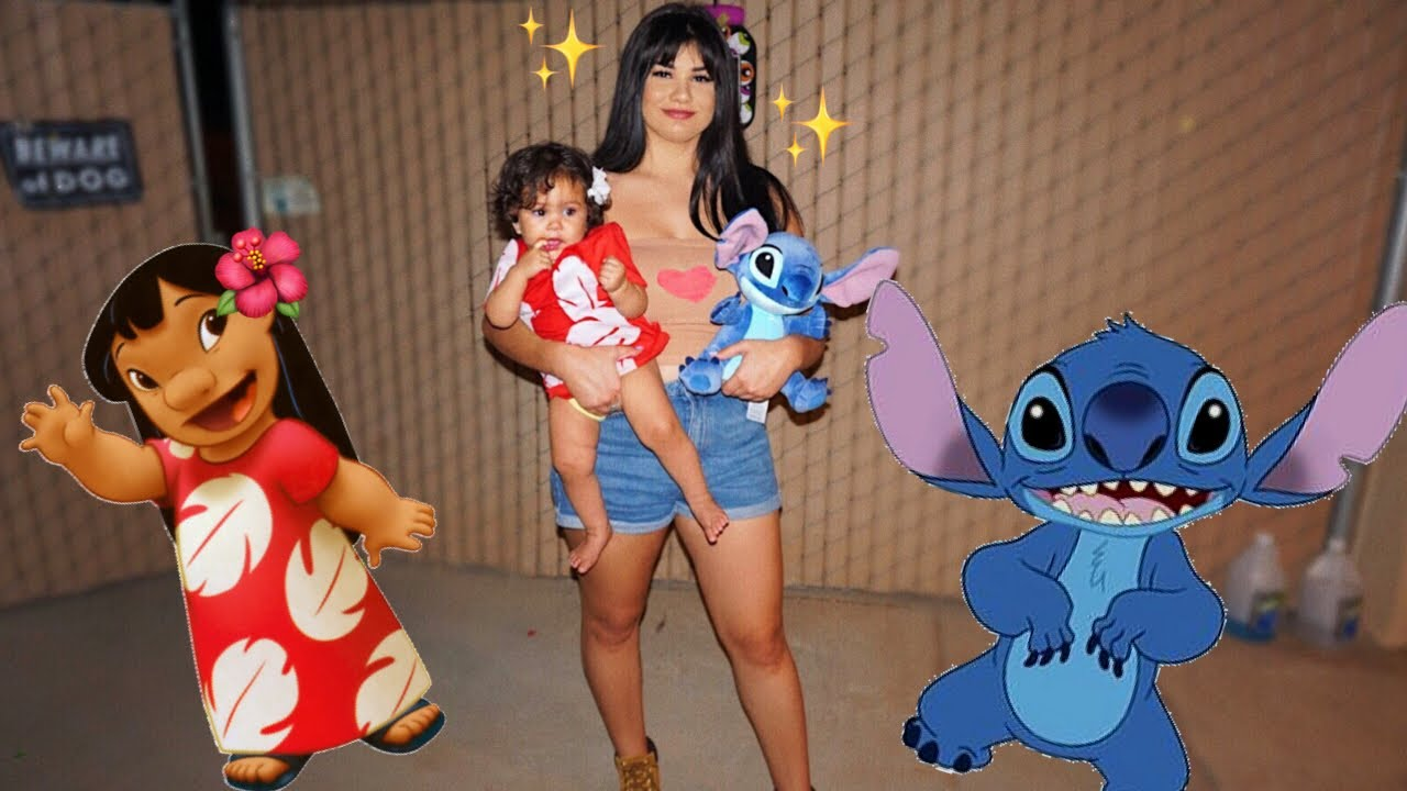 Lilo and stitch nani