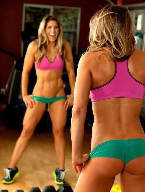 Lori lust fitness model