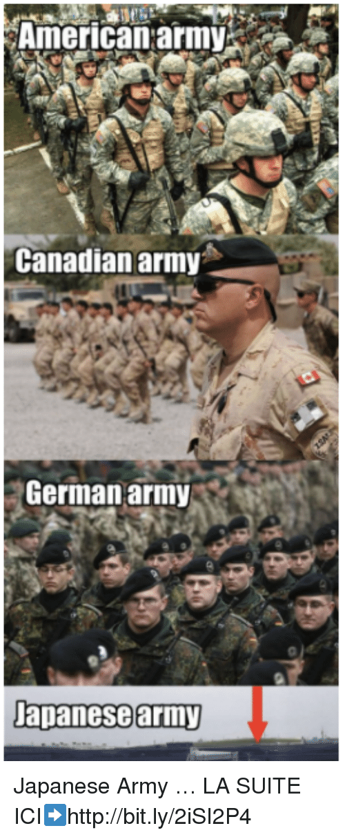 Canadian army funny memes