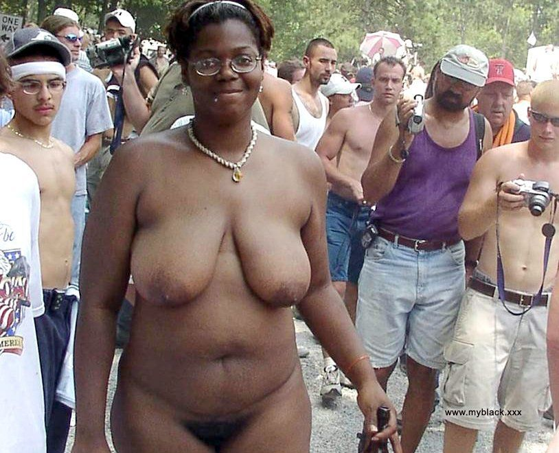 Naija nude in public