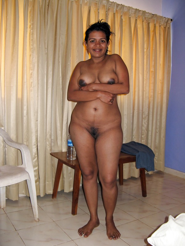 Naked dark skin indian girls
