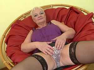 Anna granny mature porn