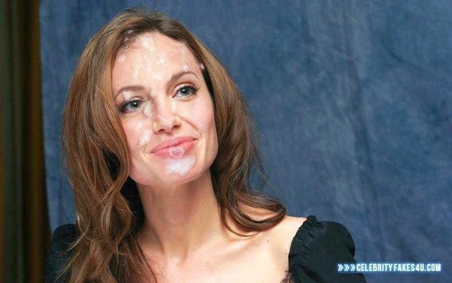 Angelina jolie fake celebrity porn