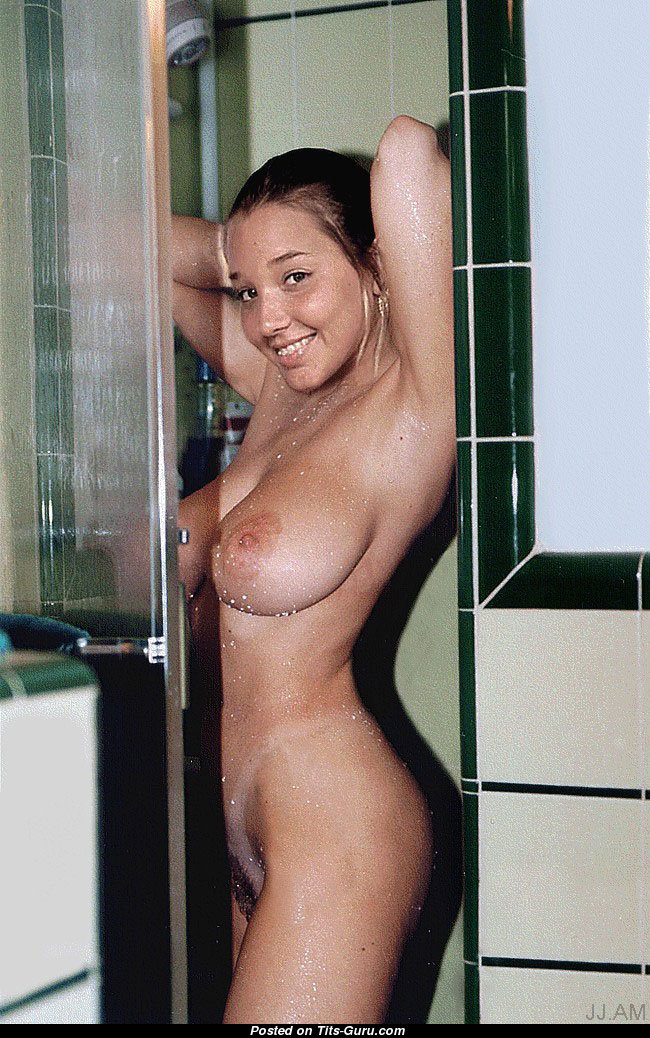 Busty christina model tits video