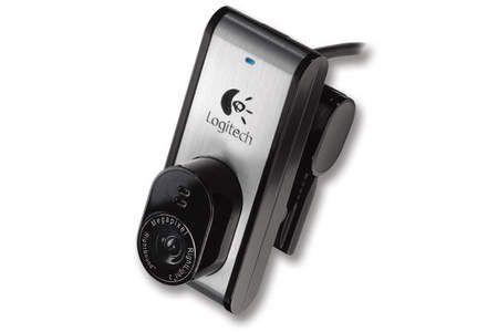 Logitech notebook pro webcam