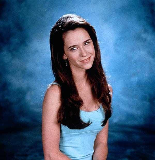 Jennifer love hewitt young