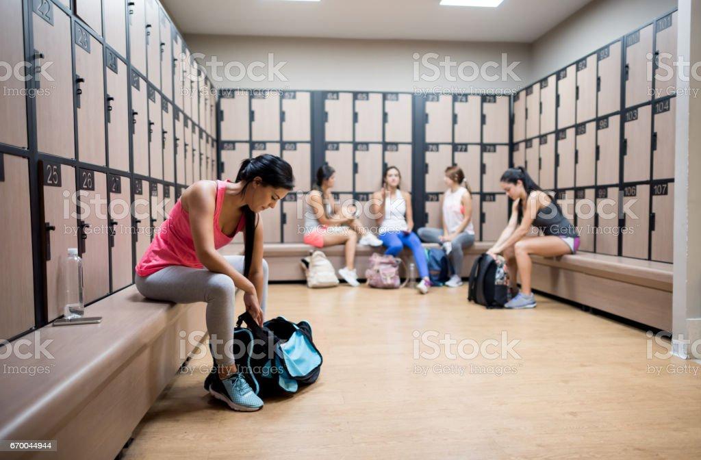 Adult virtual dressing room