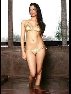 Nude indian models bikini