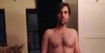Jason schwartzman penis prosthetic overnight