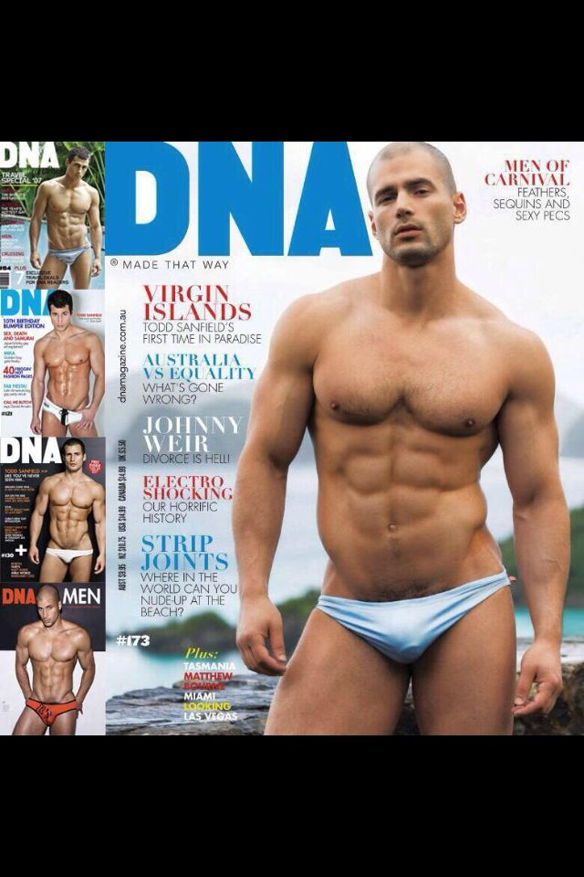 Dna men todd sanfield