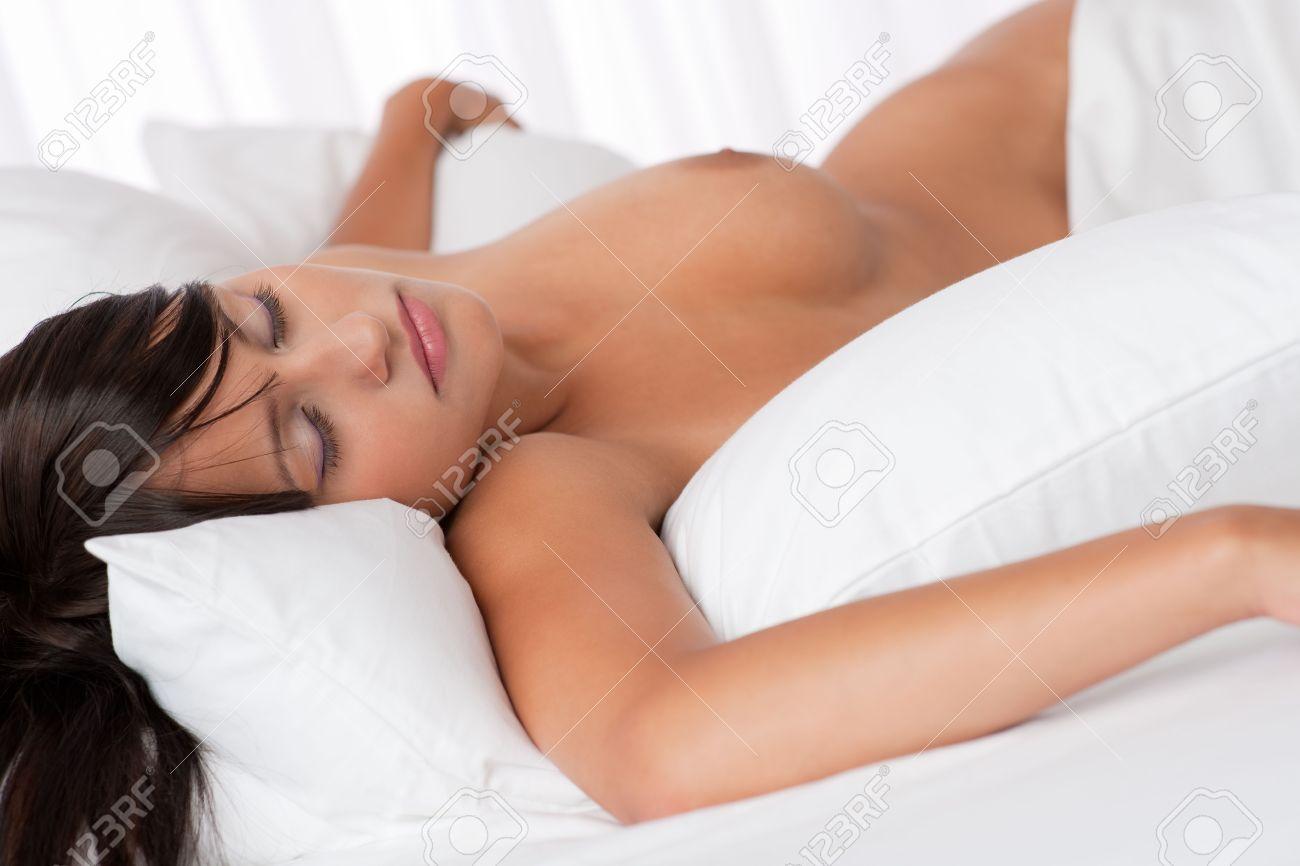 Naked women sleeping latest
