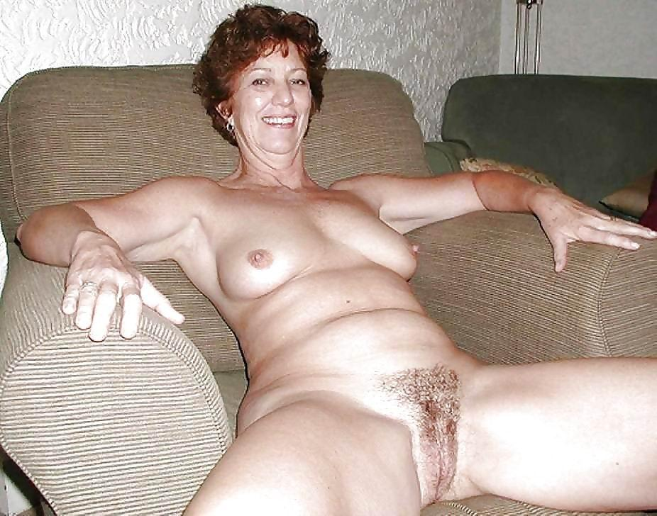 Moms older galleries hairy