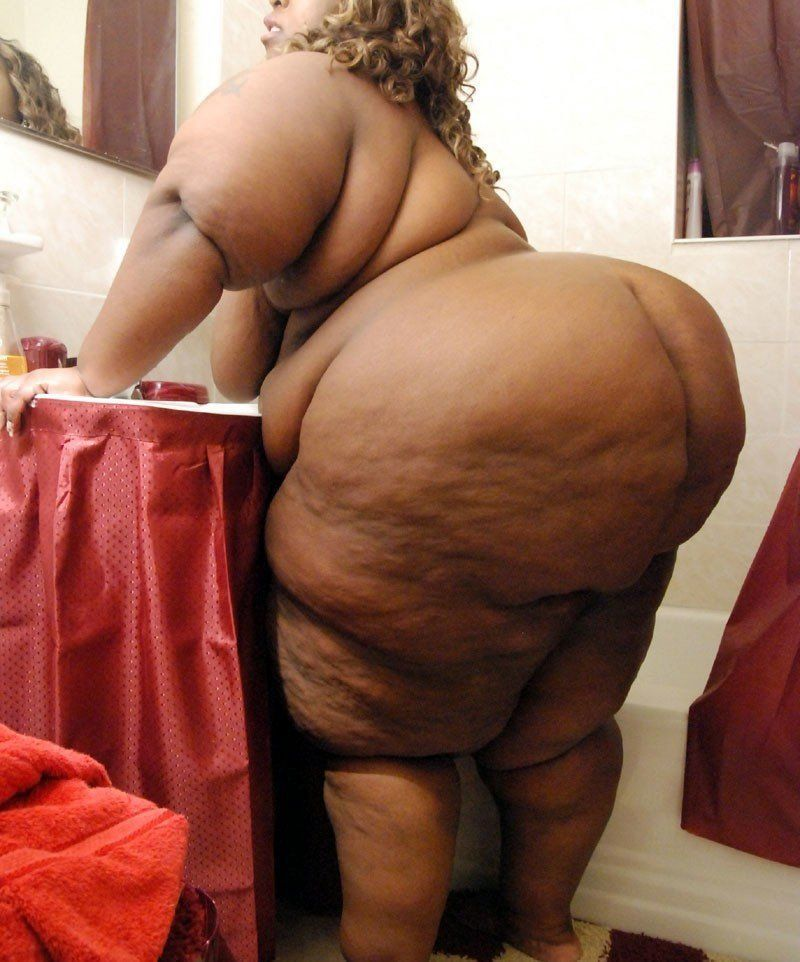 Sexy fat black girls naked