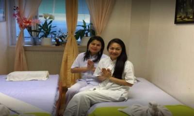 Arom thai massage thaimassage kista