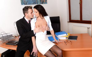 Penthouse pet nancy cameron nude