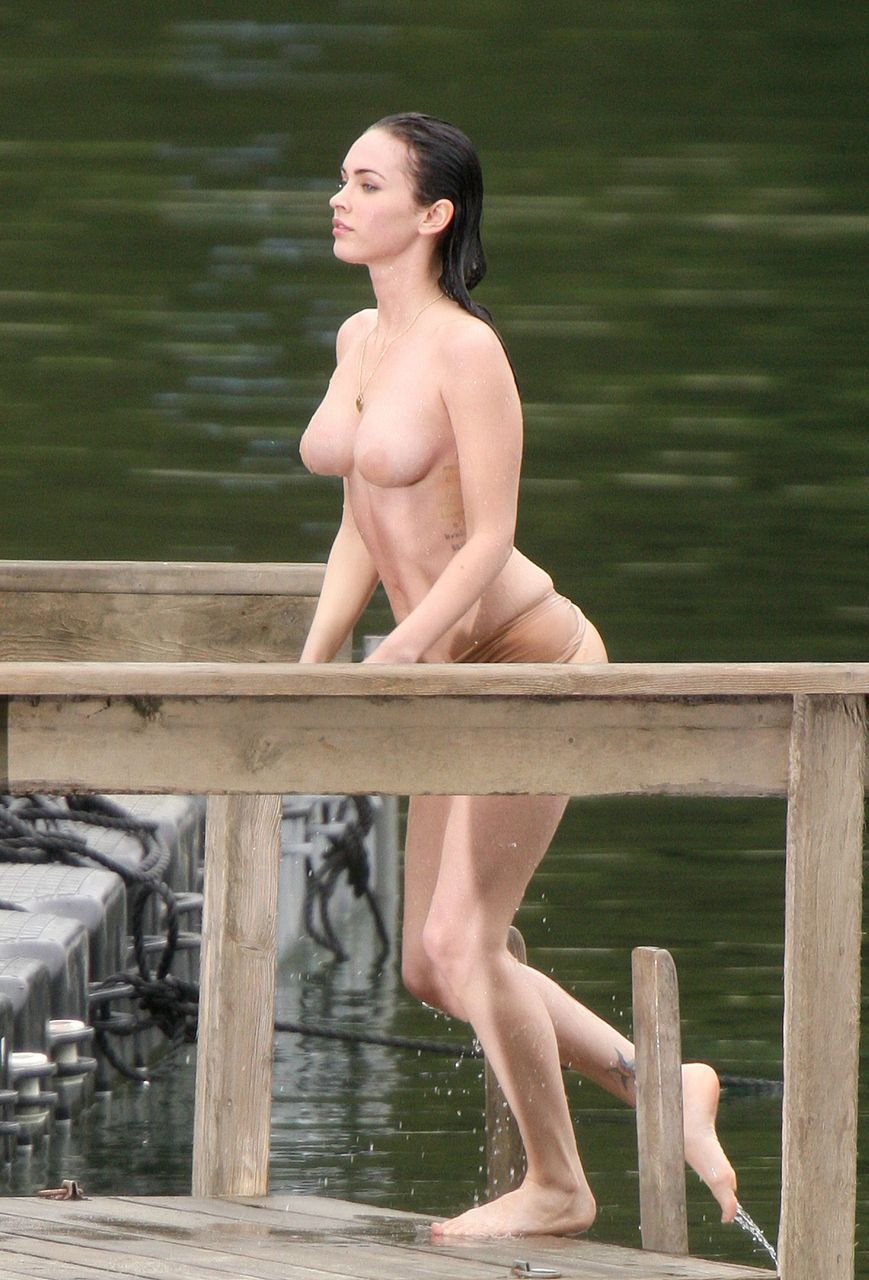 Naked megan fox leaked nude