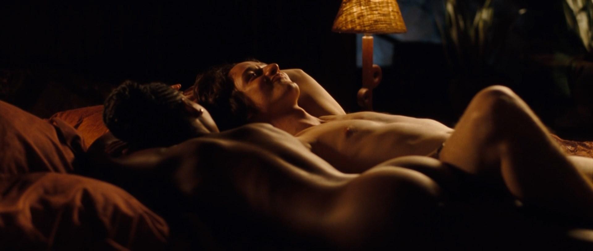 Last king of scotland kerry washington nude