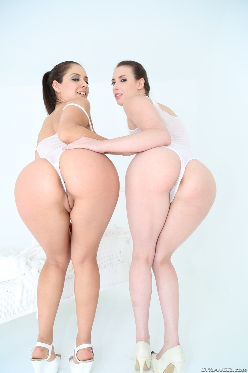 Sexy biggest ass naked