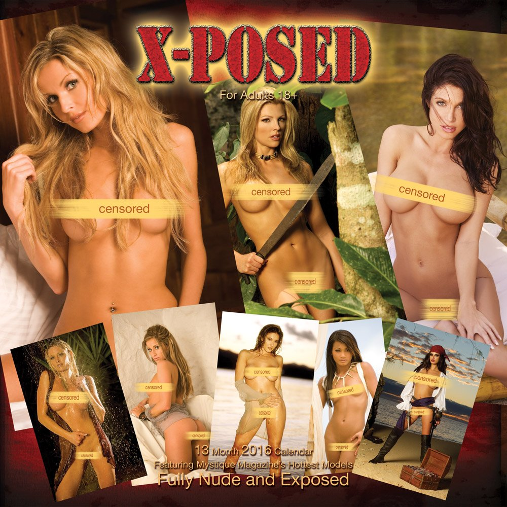 Nude playboy calendar girls