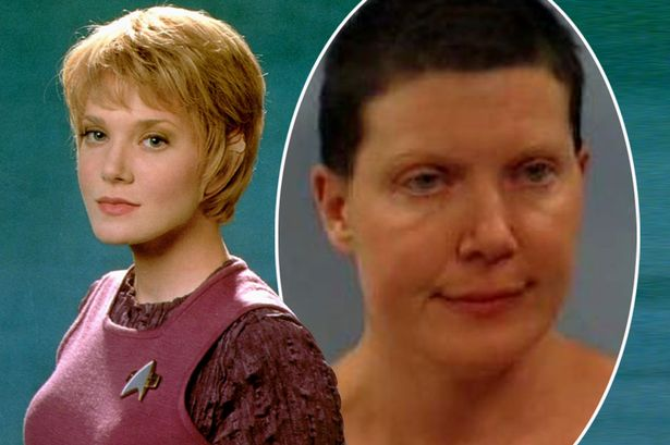 Jennifer lien star trek nude