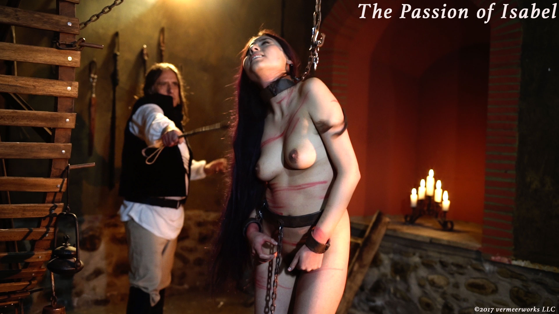 Nude women whipping scenes from movies