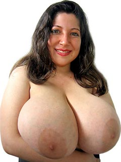 Big tits loving diana boobs