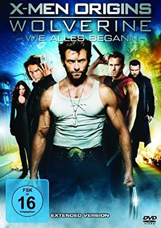 X men origins wolverine