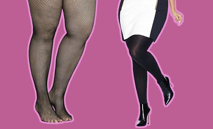 Women feel sexy in pantyhose